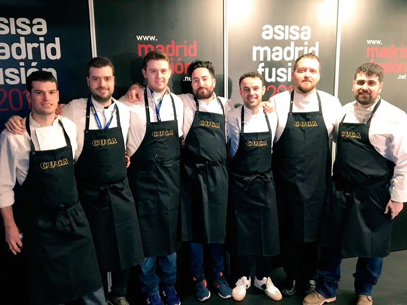 finalistas madrid fusion cocinero revelacion
