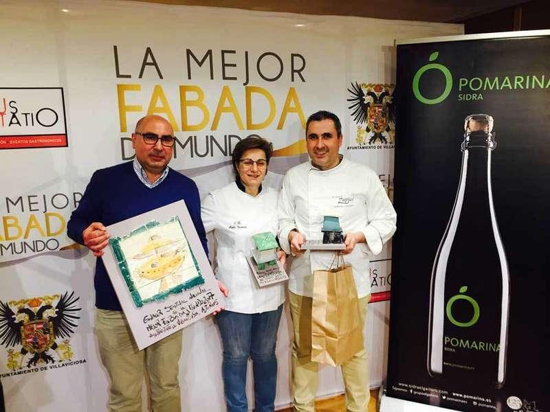 El lunes se celebra en Madrid la semifinal nacional de la octava edición del concurso La Mejor Fabada del Mundo