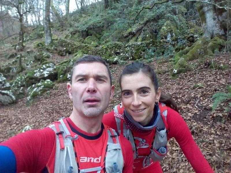 Rubén González y Marta Escuero land, utpe