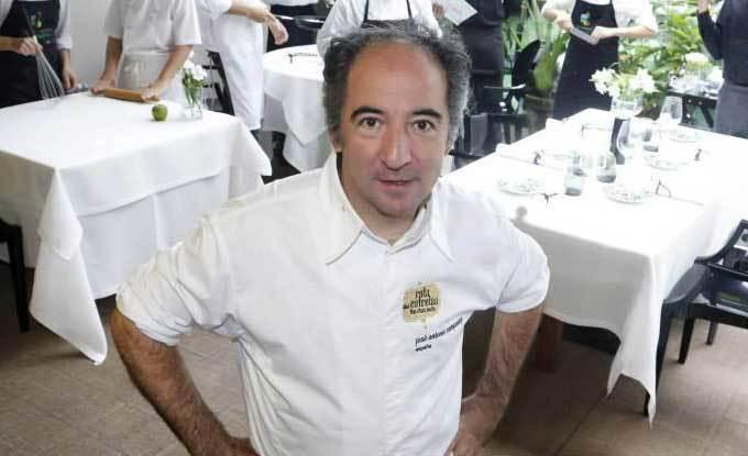 José Antonio Campo Viejo, estrella michelin