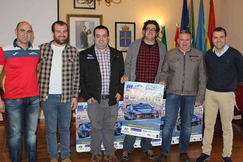 El sábado se corre el III Rally Picos de Europa