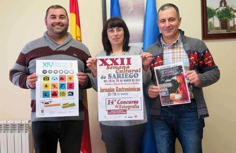 Sariego celebra la Semana Cultural del 16 al 26 de marzo