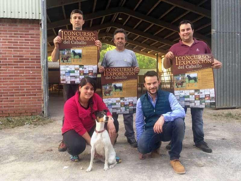 Primer Concurso Exposición del Caballo en Cangas de Onís el sábado y el domingo