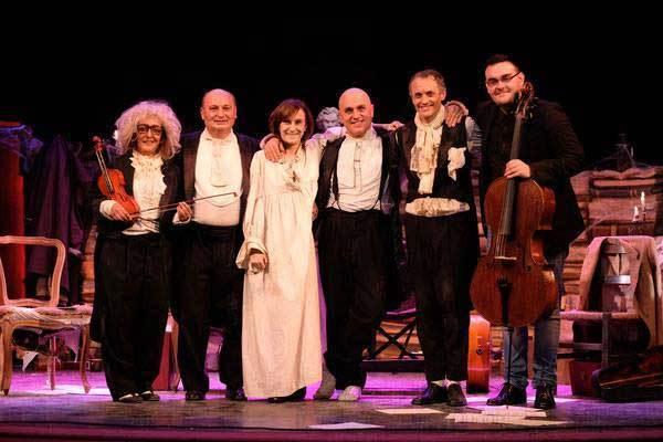 Teatro Contraste de Villaviciosa gana el XXII Certamen Nacional Ciudad de Reinosa