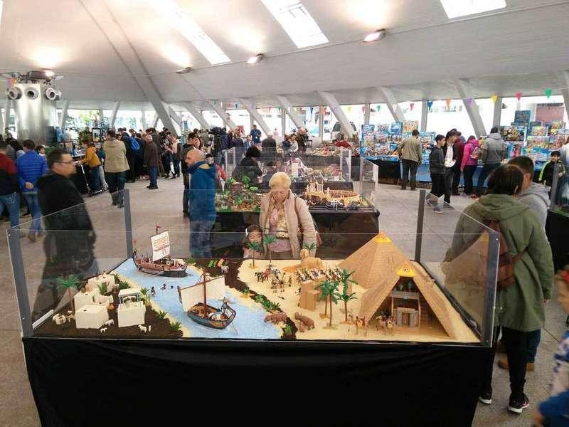 Mercado Playmobil en Pola de Siero el sábado y el domingo