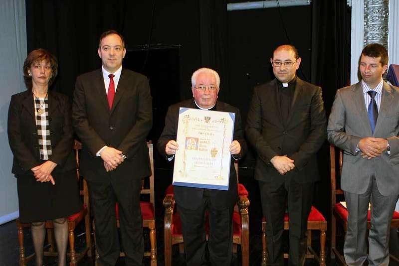 Agustín Hevia Ballina ya es Hijo Predilecto de Villaviciosa