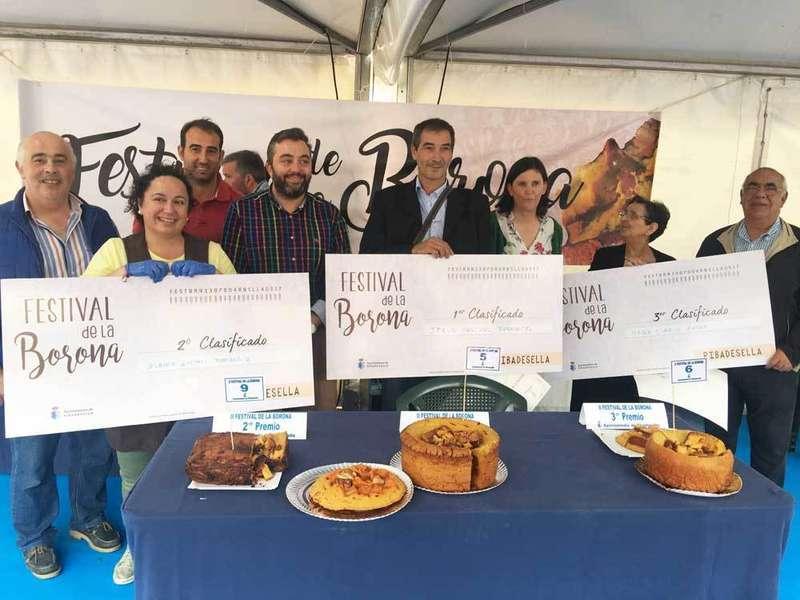 Jesús Pascual gana el Segundo Festival de la Borona de Ribadesella