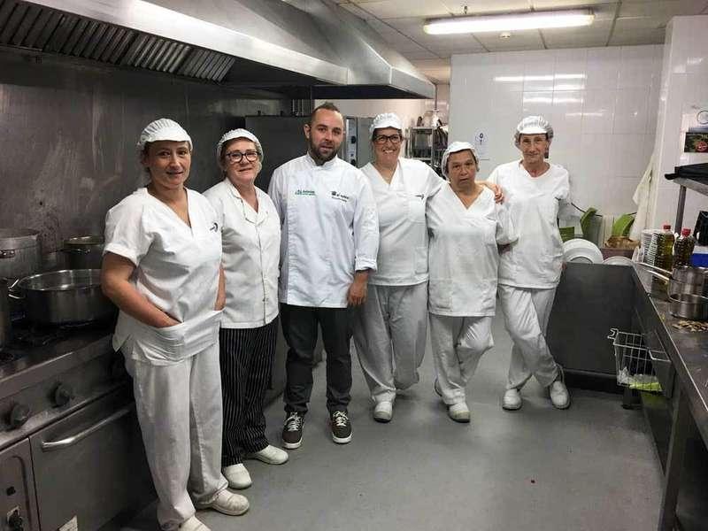 Semana Gastronómica Michelin en el Hospital del Oriente de Asturias