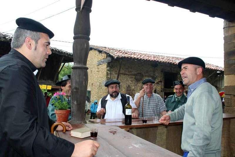 Viaje al pasado rural en Valdesoto durante todo el fin de semana