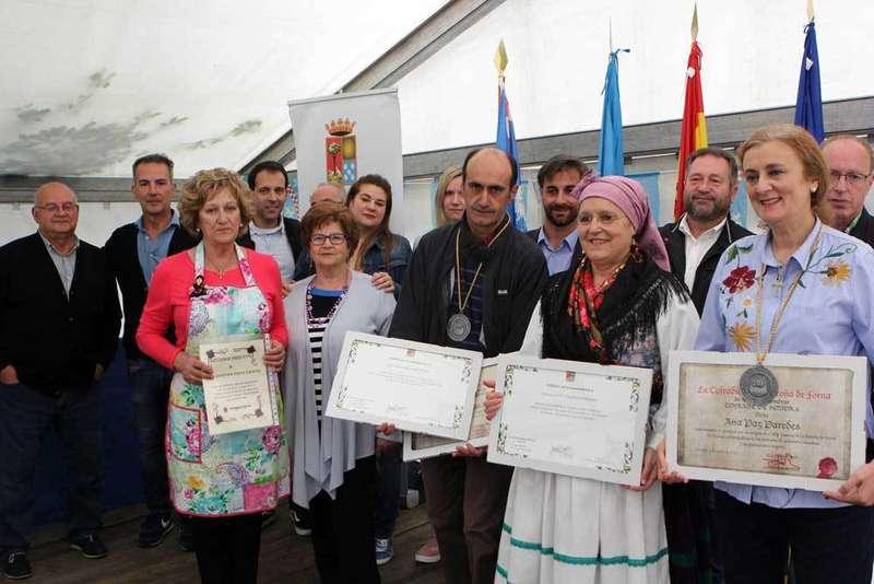 Torazu despachó más de 400 raciones de Boroña de Forna