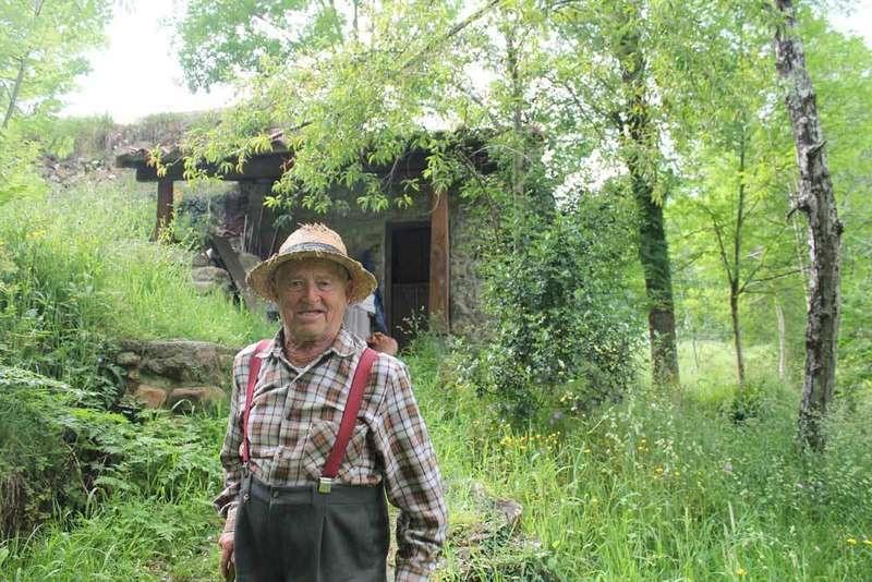 Antonio Soto, el últimu molineru de Parres