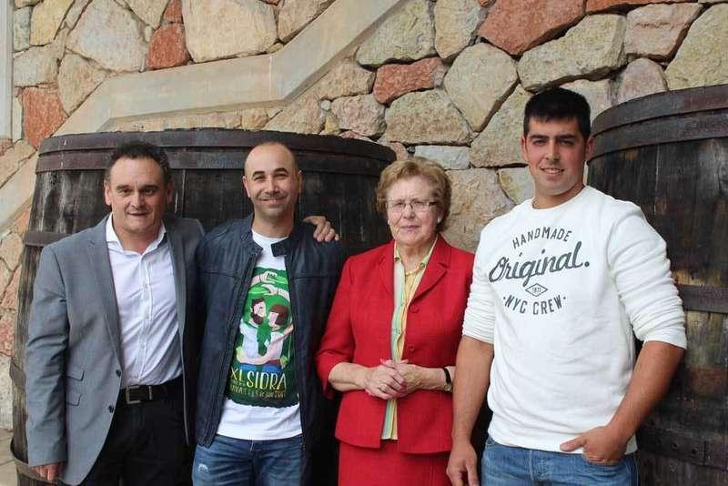 Nava presentó la programación el XL Festival de la Sidra