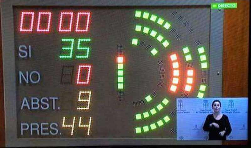 Luz verde del Parlamento Asturiano al estudio de viabilidad del tren cremallera a Los Lagos de Covadonga