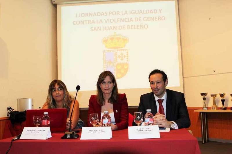 Jornadas por la Igualdad y Contra la Violencia de Género en Ponga