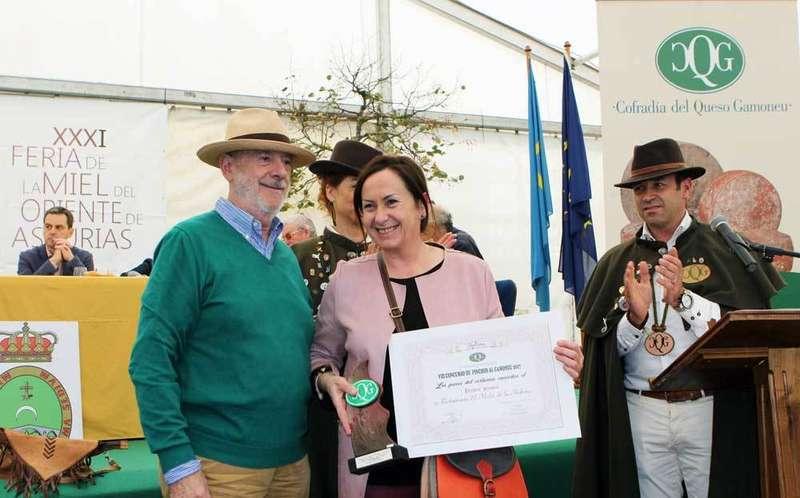 El Molín de la Pedrera gana el VIII Concurso de Pinchos al Gamonéu