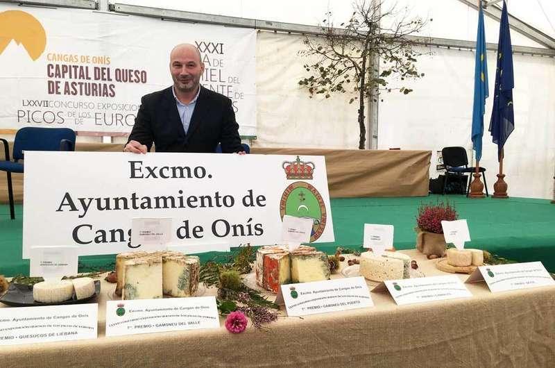 La Madreñería se lleva los mejores quesos de los Picos de Europa por 3.200 euros
