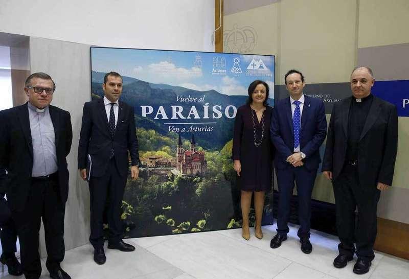 """Ambicioso programa para conmemorar  """"COVADONGA, CENTENARIOS 2018"""""""