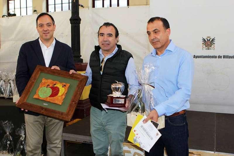 Martínez Sopeña Hermanos, mejor plantación del Festival de la Manzana de Villaviciosa
