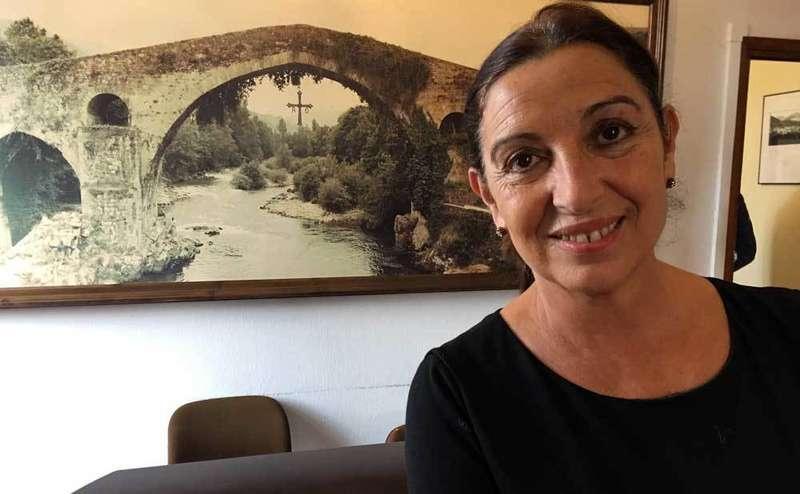 Marifé Gómez dimite como concejala de Cangas de Onís