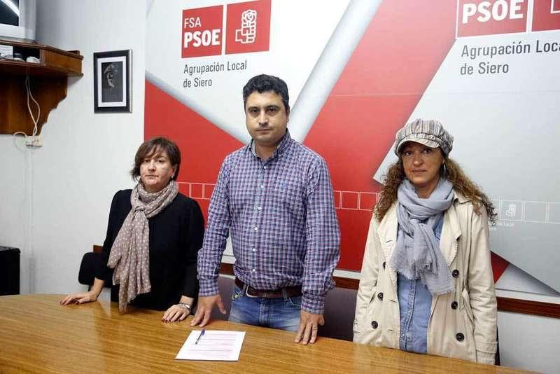 Javier Rodríguez Morán se perfila como el próximo secretario general del PSOE de Siero