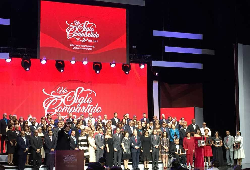 La familia Corripio dona 1,8 millones de euros a 100 instituciones sin ánimo de lucro de Repúblico Dominicana
