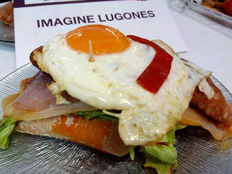 Lugones celebra el Primer Campeonato de Pinchos