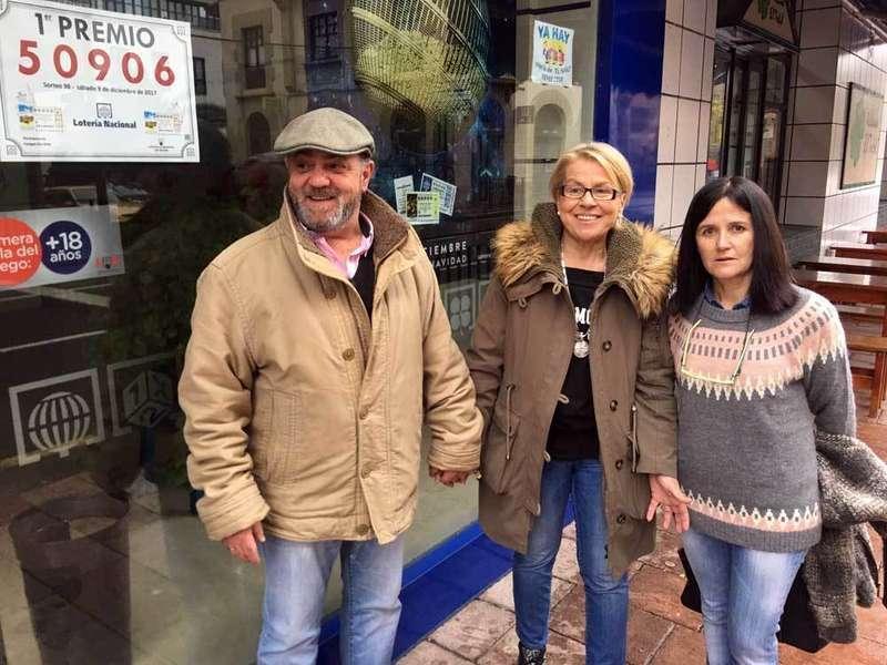 La Lotería deja 2 millones de euros en Cangas de Onís
