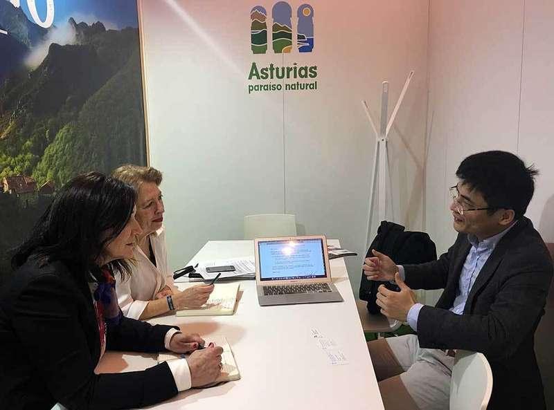 El turismo Chino se interesa por Asturias