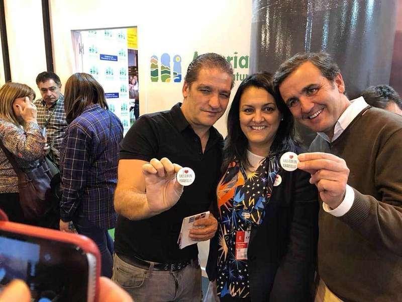 Ribadesella adopta turistas en Fitur