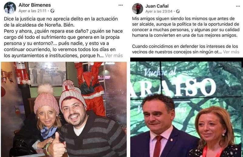 Archivada la causa por presunta prevaricación contra la alcaldesa de Noreña, Amparo Antuña