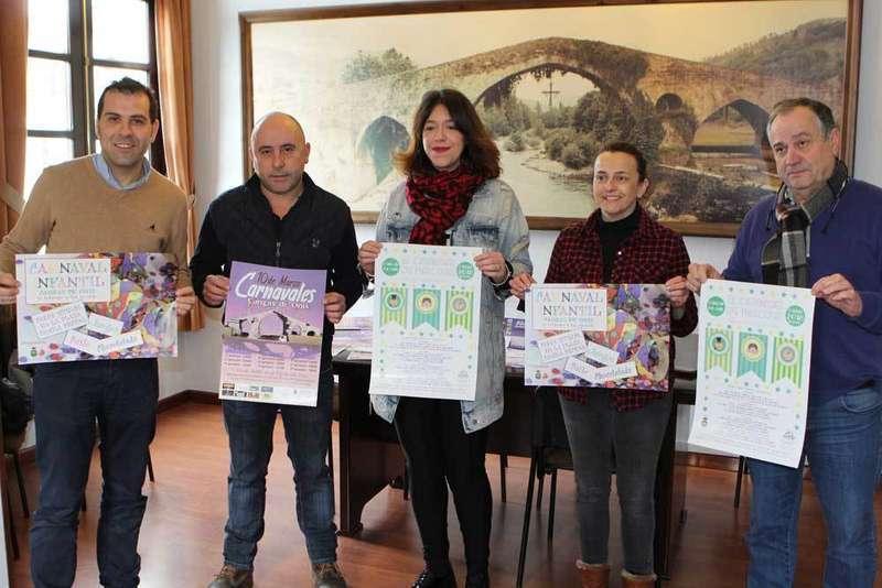Cangas de Onís organiza Carnavales Infantil, de Mascotas y para Adultos