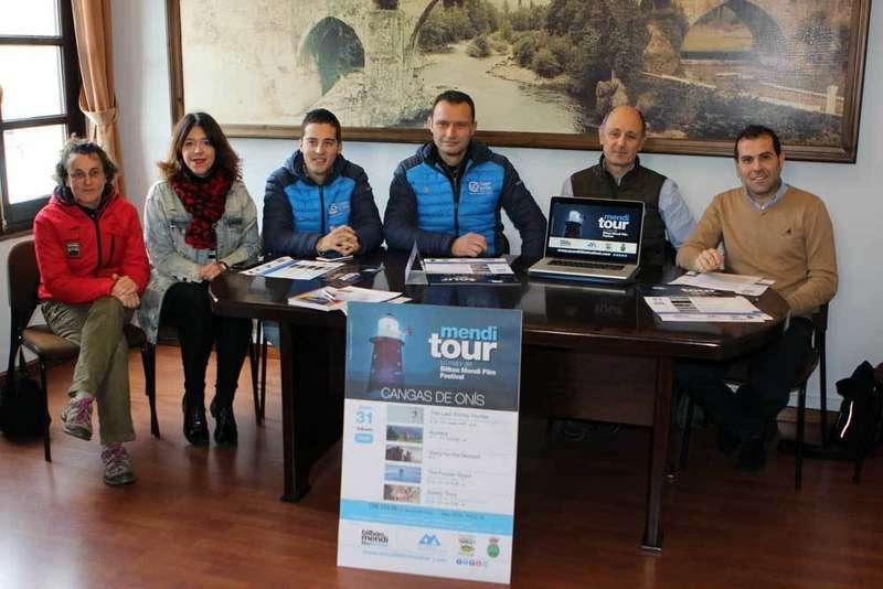 Cangas de Onís acoge en marzo el Mendi Tour del Bilbao Mendi Film Festival