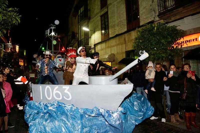 Más de 500 inscritos para el Carnaval que se celebra hoy en Llanes