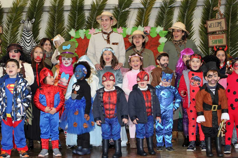FOTOS del Carnaval Infantil de Cangas de Onís
