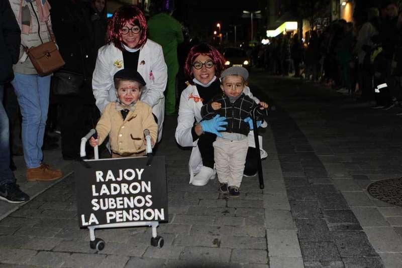 El Tic-Tac de Posada La Vieja se llevó el primer premio del Carnaval de Llanes dotado con 2.000 euros