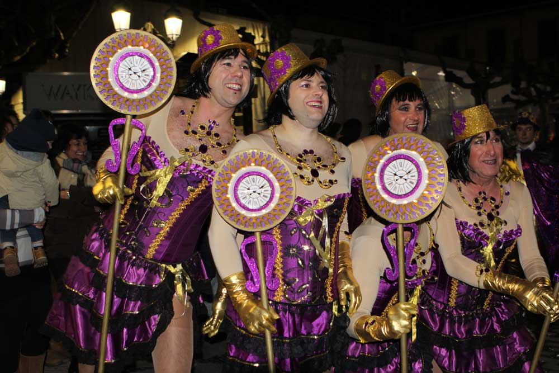 FOTOS del Carnaval de Ribadesella