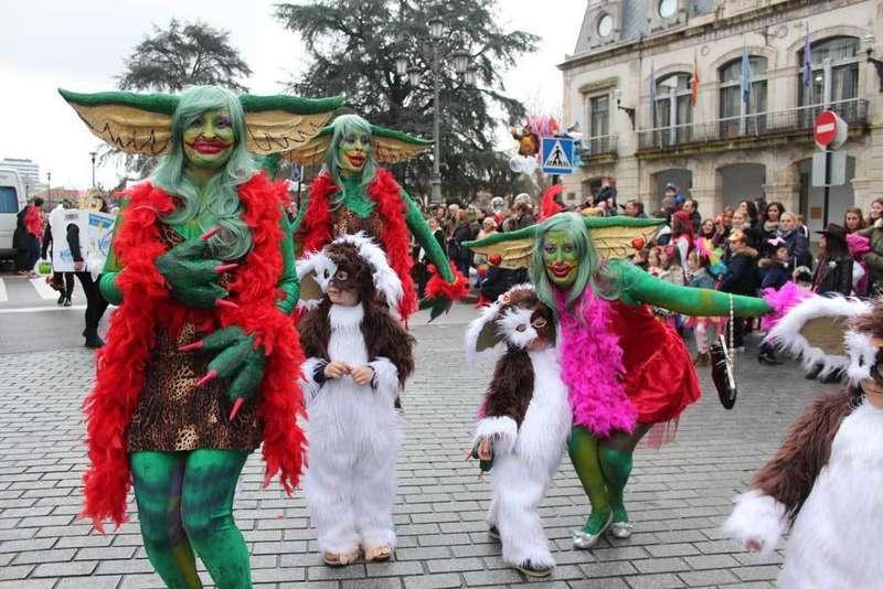 FOTOGALERÍA del Carnaval de Pola de Siero