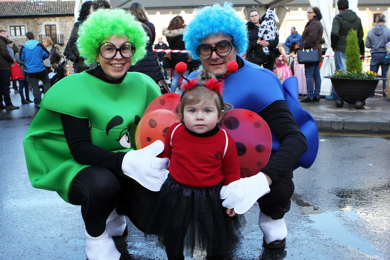 FOTOS del Carnaval Infantil de Arriondas