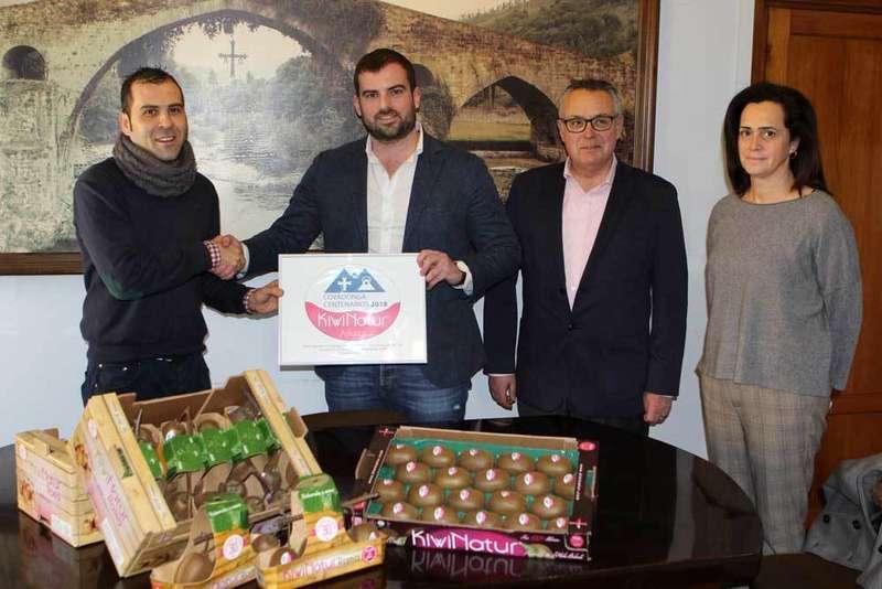 Kiwinatur promociona los Centenarios de Covadonga en medio mundo