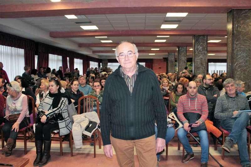 La dulce revolución de Josep Pàmies congregó a más de 500 personas en Nava
