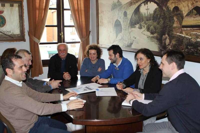 EYSA gestionará la zona azul en Cangas de Onís