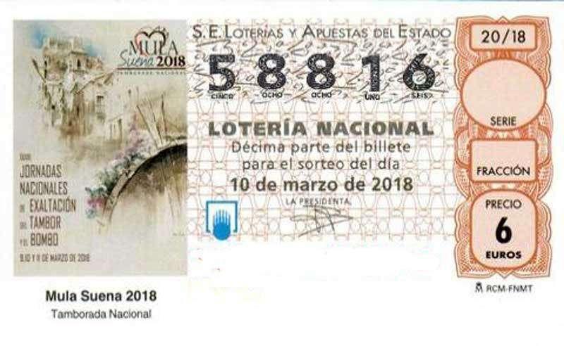 Ribadesella agraciada con el primer premio de la Lotería Nacional del sábado 10 de marzo
