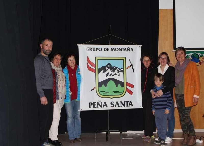El Grupo de Montaña Peña Santa cumple 75 años