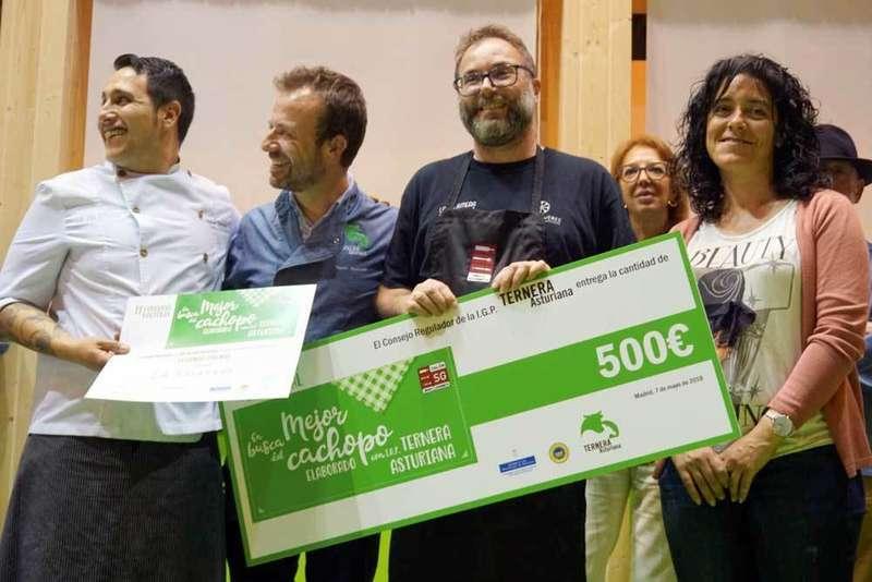 Los tres mejores cachopos de Ternera Asturiana se comen en Oviedo, Ribadesella y Gijón