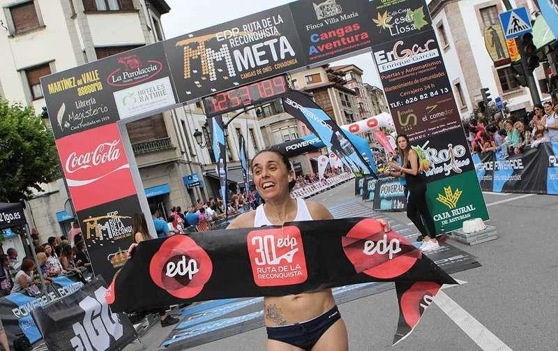 El 20 por ciento de los inscritos en la Media Maratón EDP Ruta de la Reconquista son mujeres