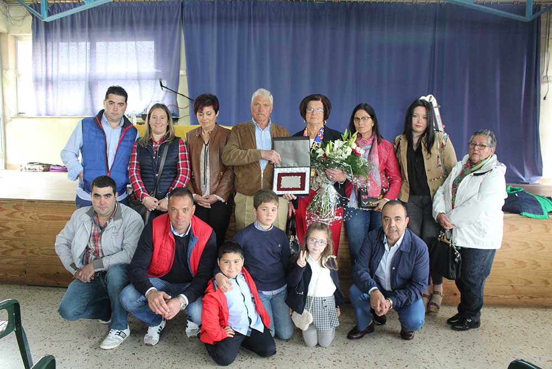 Sariego nombra a Ramón Pérez jubilado del año