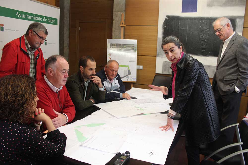 Presentación del proyecto de San Miguel