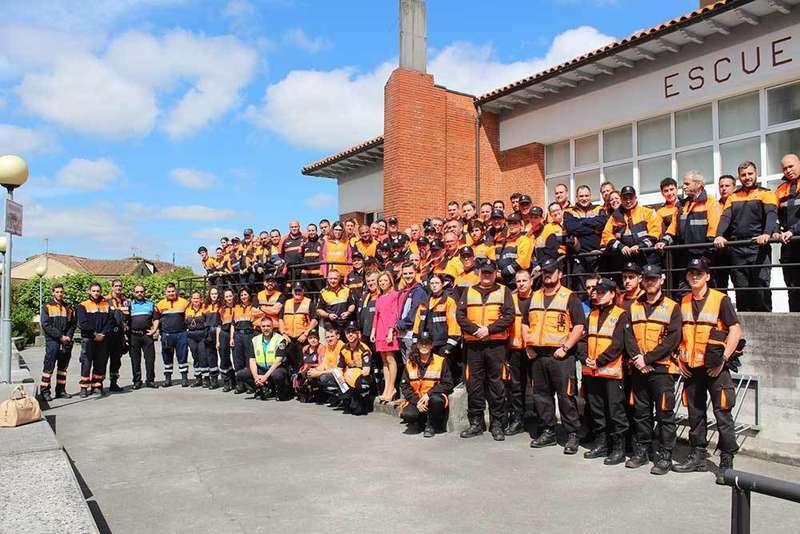 Formación Protección Civil