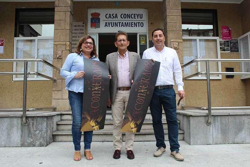 Abel González pregonará Los Exconxuraos, la fiesta medieval de Llanera