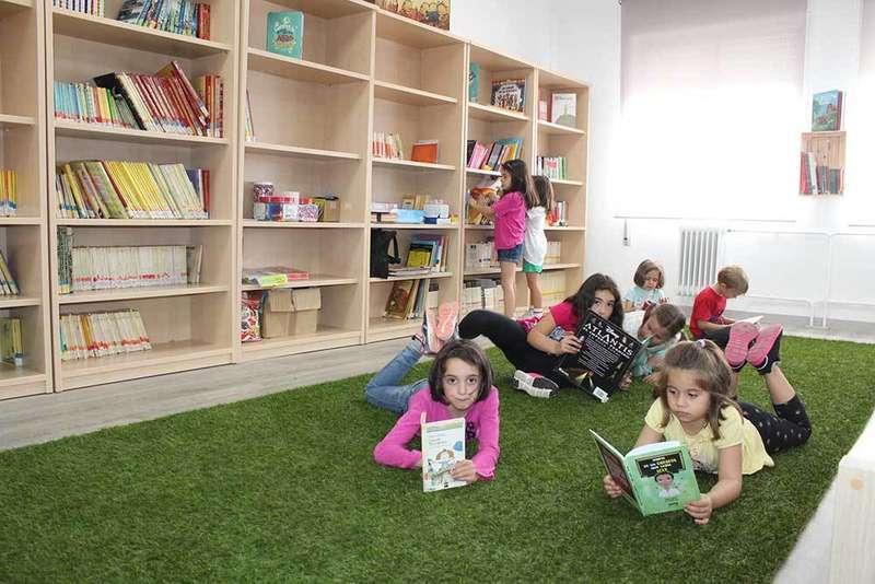 Colegio Noreña presentación de la nueva biblioteca